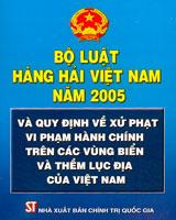 Bộ luật Hàng hải 2005 140365