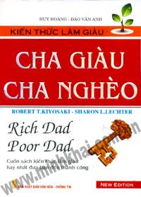 Kiến Thức Làm Giàu - Cha Giàu, Cha Nghèo